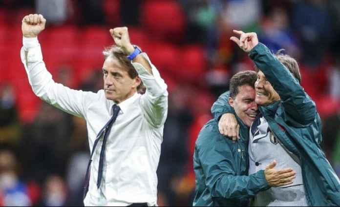 Roberto Mancini: Hampir Tak Ada yang Percaya Italia Bisa Kalahkan Spanyol