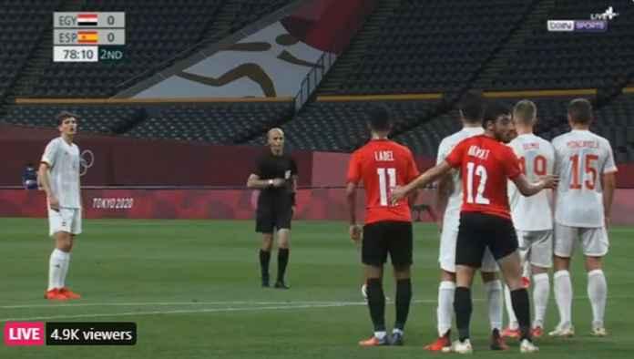 Hasil Mesir vs Spanyol di Olimpiade Tokyo: Spanyol Gagal Bongkar Pertahanan Mesir
