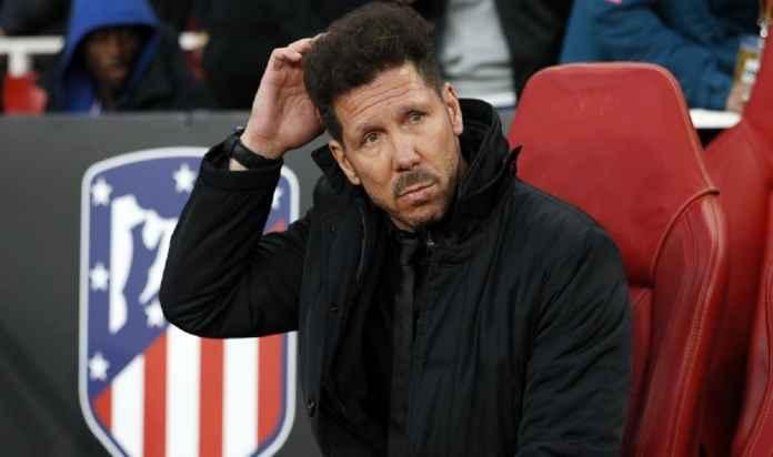 Musim Baru Belum Dimulai Skuad Atletico Madrid Sudah Alami Masalah