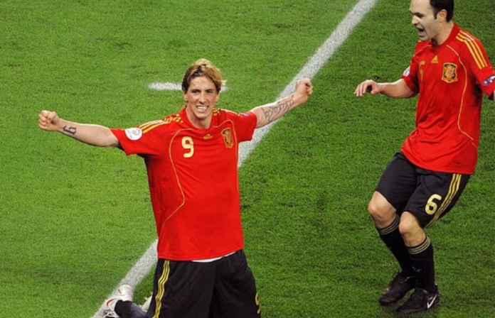 Atletico Madrid Kembali Sambut Kepulangan Fernando Torres