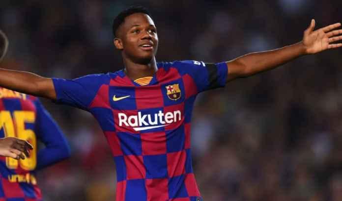 Barcelona Lega, Ansu Fati Bersiap Tampil di Musim Baru