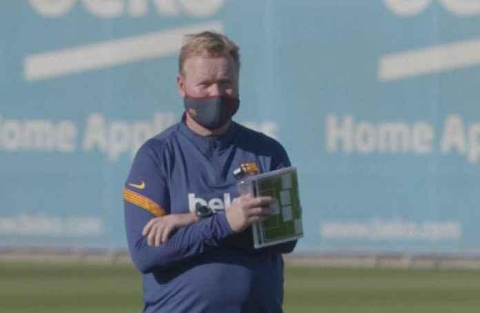 Baru Saja Mulai Pramusim Dua Pemain Barcelona Positif Terpapar
