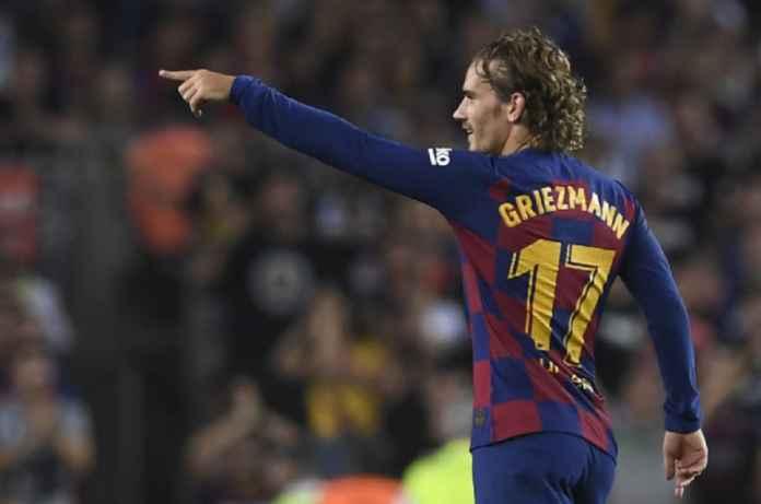 Barcelona Undang Klub-klub Peminat Berlomba Dapatkan Griezmann