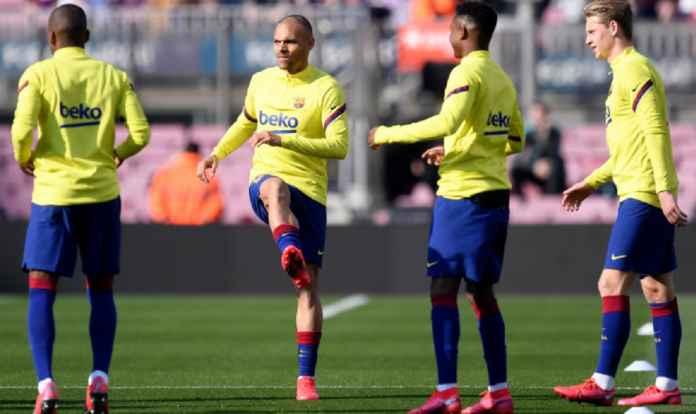 Barcelona Terima Tawaran untuk Strikernya yang Gemilang di Euro 2020