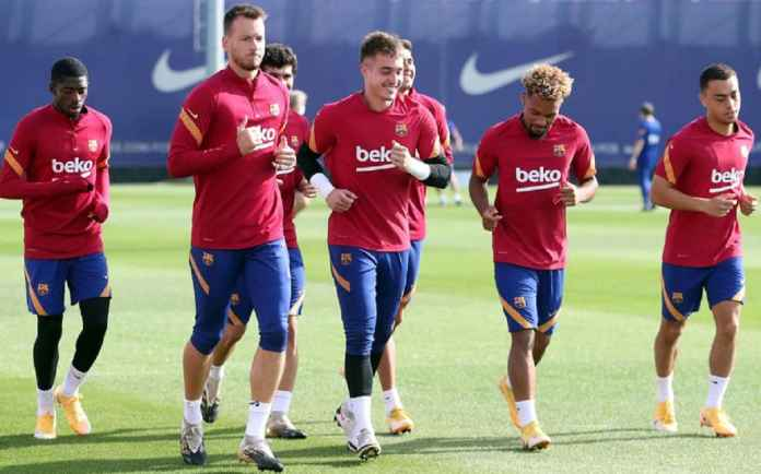 Barcelona Tolak Tawaran Bayern Munchen untuk Pemain Mudanya