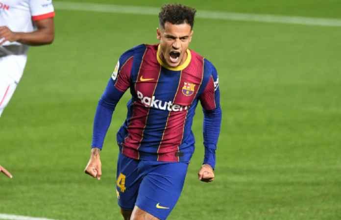 Barcelona Siap Merugi, Everton Diminta Bayarkan Transfer Murah Philippe Coutinho