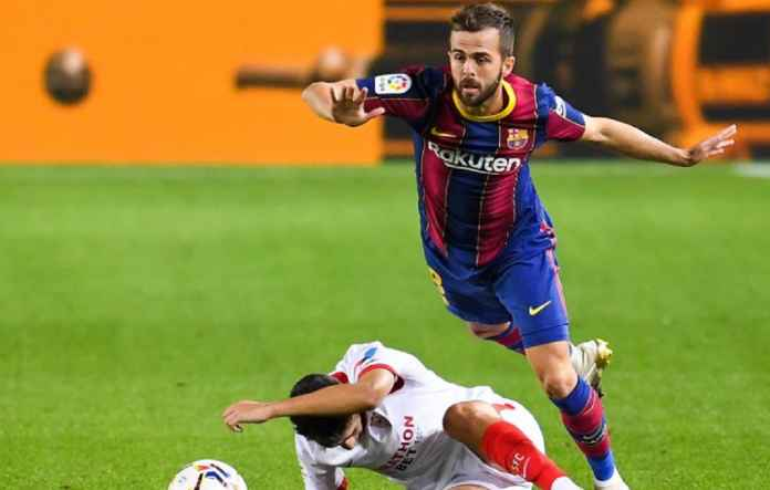 Barcelona Ultimatum Miralem Pjanic Segera Pergi