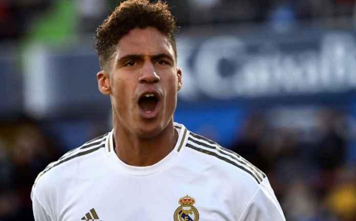 Nasib Raphael Varane Kini Tak Jelas Setelah Manchester United Tolak Permintaan Madrid