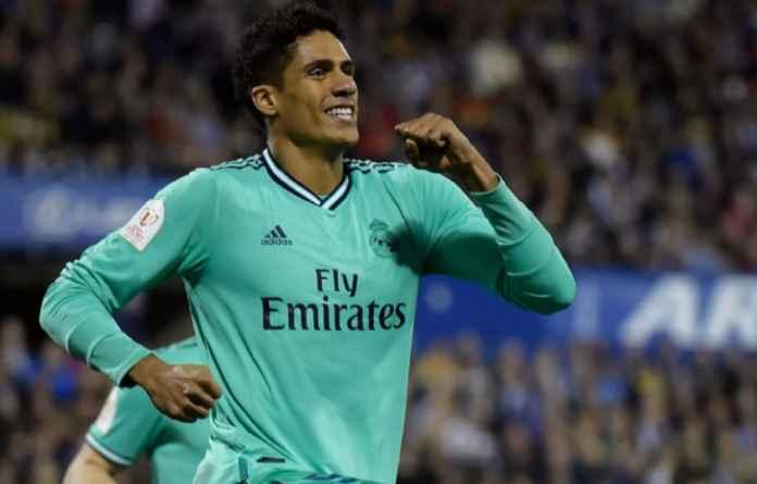 Real Madrid Ungkap Dua Alasan Jual Raphael Varane ke Man Utd, Salah Satu Karena Bernabeu
