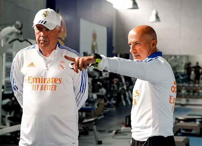 Apes Bagi Pemain Muda Real Madrid, Ancelotti Lebih Suka Andalkan Veteran