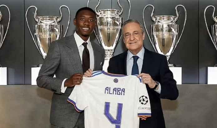 Real Madrid Langsung Berikan Nomor Ramos pada David Alaba