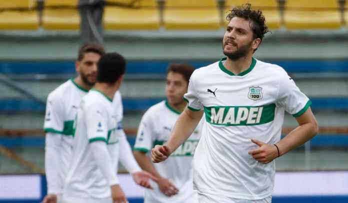 Lagi, Pertemuan Sassuolo & Juventus Untuk Transfer Locatelli Temui Jalan Buntu