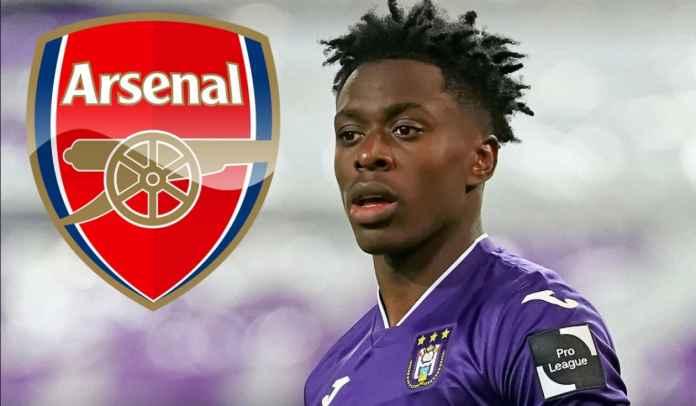 Arsenal Ingin Tuntaskan Transfer Albert Lokonga Sebelum Pramusim ke Amerika Serikat
