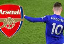 Arsenal Tawarkan Dua Pemain Pinggiran ke Leicester Demi Kontrak James Maddison