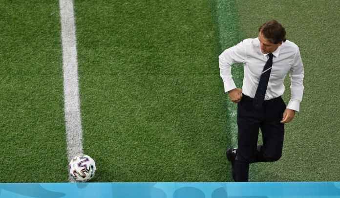 Mancini Sebut Italia Pantas Menang Atas Belgia, Harusnya Bisa Cetak Lebih Banyak Gol