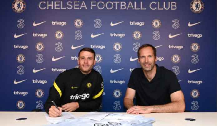 Marcus Bettinelli Ungkap Targetnya Usai Jadi Rekrutan Pertama Chelsea