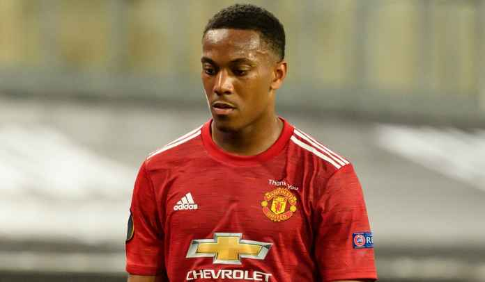 Jadon Sancho Datang, Manchester United Kini Bertekad Jual Anthony Martial