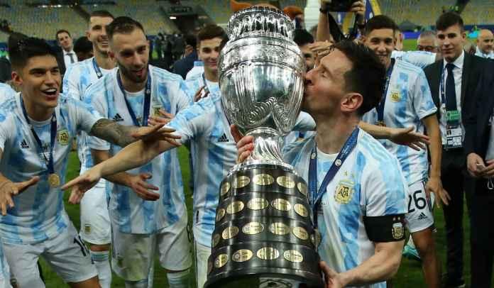 Tanpa Pesaing Kuat, Hampir Pasti Lionel Messi Menangi Ballon d'Or Ketujuh