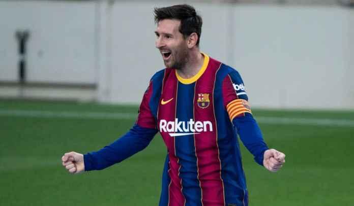 MESSI BERTAHAN! Terima Potong Gaji 50 Persen, Dikontrak Barcelona Lima Tahun