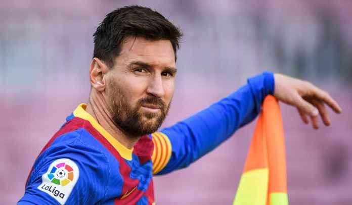 Barcelona Kesulitan Umumkan Kontrak Lionel Messi Sebelum Laga vs Juventus