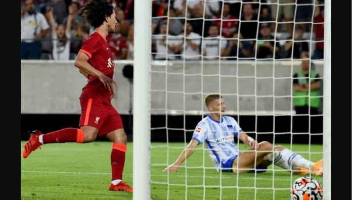 Gol Sadio Mane dan Minamino Tadi Malam Gagal Selamatkan Liverpool