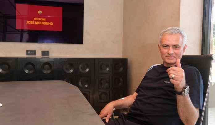 Mourinho Tak Takut Hadapi Ronaldo, Ogah Disamakan Dengan Conte di Inter Milan
