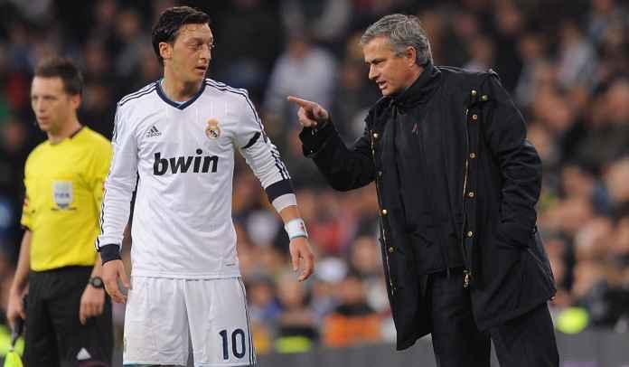 Jose Mourinho Sebut Pacar Mesut Ozil Pernah Tiduri Semua Pemain Milan & Inter