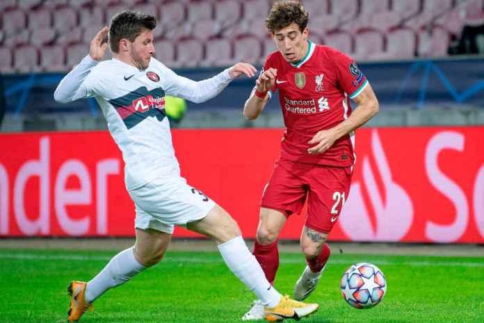 Napoli Mau Tampung Pemain Yunani Diabaikan The Reds