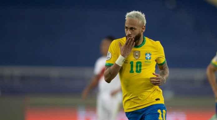 Hasil Copa America 2021: Brasil Lolos ke Final, Assist Gol Oleh Neymar
