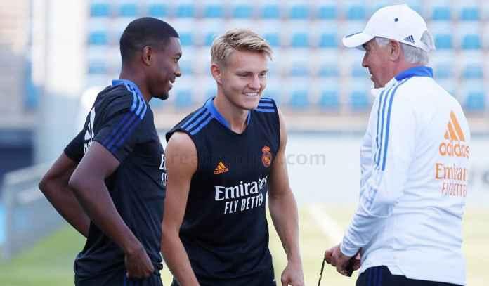 Arsenal Masih Berminat, Real Madrid Pasang Harga 860 Milyar Untuk Martin Odegaard