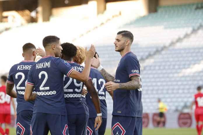 PSG Siap Tuntaskan Balas Dendam ke Juara Liga Perancis