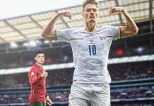 Tragis! Patrik Schick Samai Lima Gol Ronaldo, Tapi Tersingkir Oleh Denmark di Perempat Final