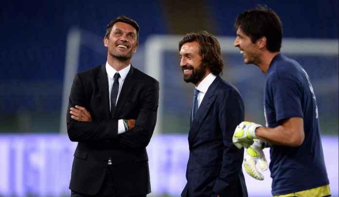 Lima Pemain Terbaik Serie A di Abad 21, Empat Asli Italia, Satu dari Brasil