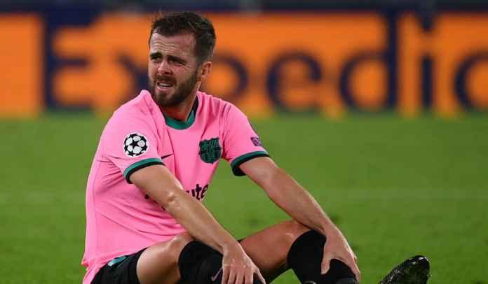 Direktur Barcelona Konfirmasi Miralem Pjanic Diizinkan Pergi Musim Panas Ini