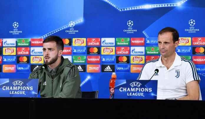 Massimiliano Allegri Beri Isyarat Spesialis Free Kick Ini Segera Kembali ke Juventus