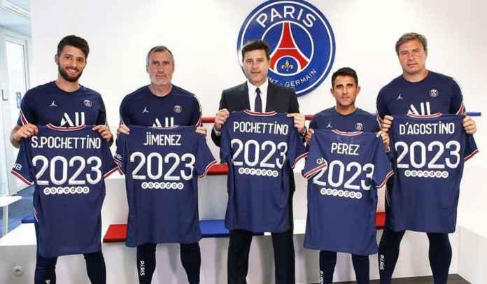RESMI! Mauricio Pochettino Perpanjang Kontrak di PSG Hingga Musim Panas 2023
