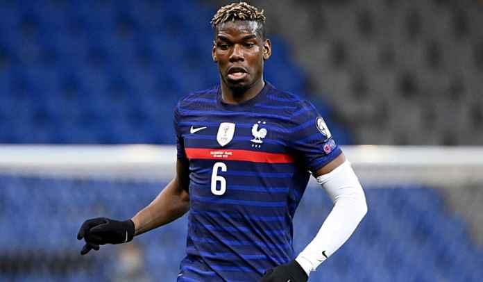 Fans Paris Saint-Germain Pasang Spanduk di Stadion, Tolak Kedatangan Paul Pogba