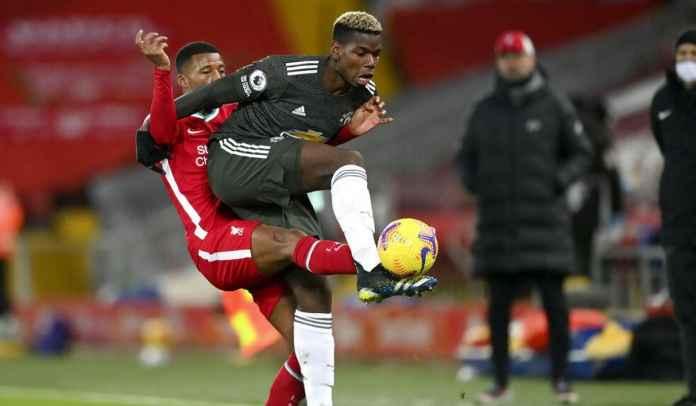 Liverpool Ditawari Kesempatan Boyong Paul Pogba dari Man Utd, Ambil Nggak?