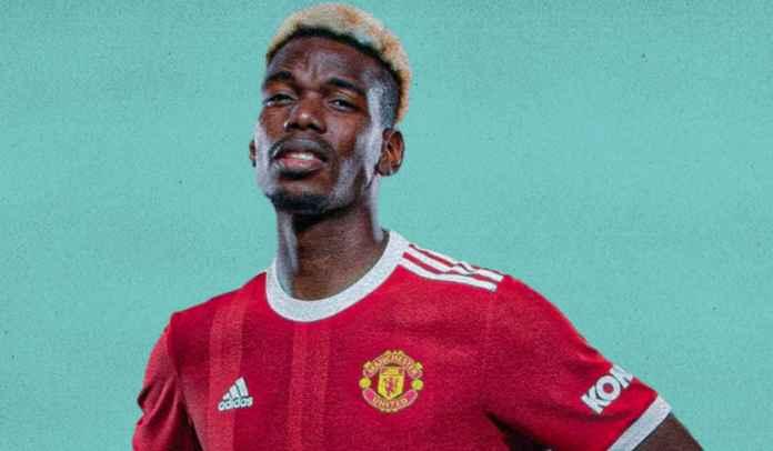 Kedatangan Sancho & Varane Bisa Pengaruhi Pogba Untuk Bertahan di Man Utd
