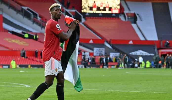 PSG Pede Tawaran 852 Milyar Cukup Untuk Bikin Man Utd Rela Lepas Paul Pogba