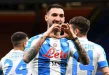 Penyerang Napoli : Gagal ke Liga Champions Lebih Menyakitkan Ketimbang Batal ke Euro