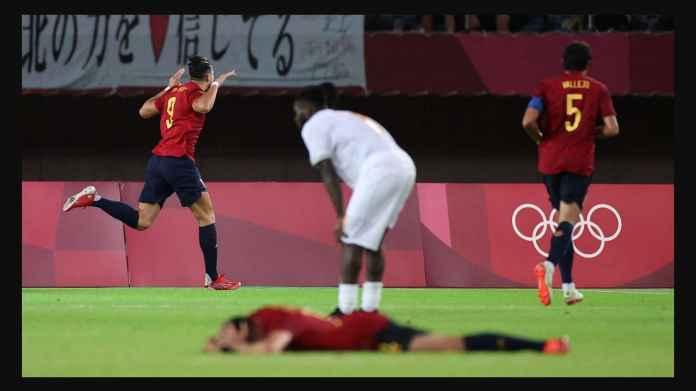Perkenalkan Rafa Mir, Pemain Cadangan Spanyol Cetak 3 Gol Dalam 23 Menit