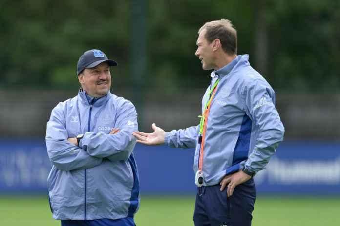 Rafael Benitez Dapat Perhatian Besar dari Pemain Muda