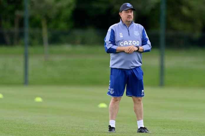 Rafael Benitez Tak Butuh Nama Besar di Everton