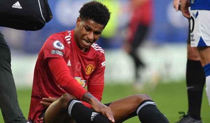 Manchester United Belum Ambil Keputusan Soal Tindakan Operasi Marcus Rashford