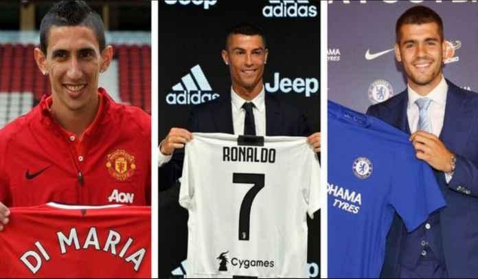 10 Penjualan Termahal Real Madrid Sepanjang Masa, Raphael Varane No 4!