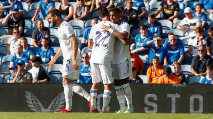 Hasil Rangers vs Real Madrid: Dihajar 21 Serangan, Los Blancos Masih Beruntung Miliki Andriy Lunin