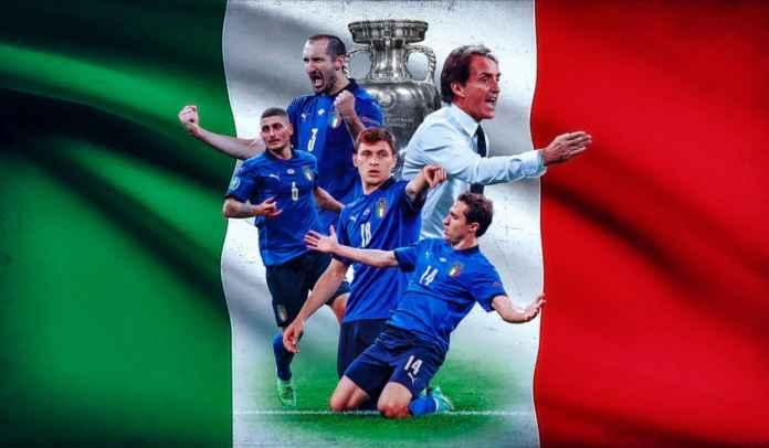 Bagaimana Roberto Mancini Transformasi Italia, Dari Gagal ke Piala Dunia Jadi Juara Euro 2020