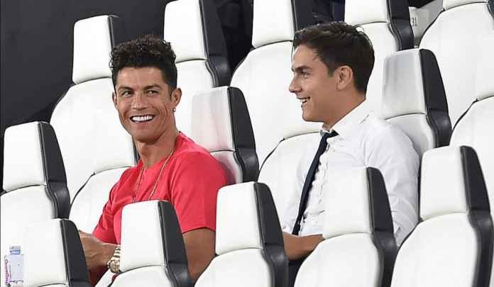 Paulo Dybala & Cristiano Ronaldo Absen Bela Juventus di Trofi Berlusconi Besok