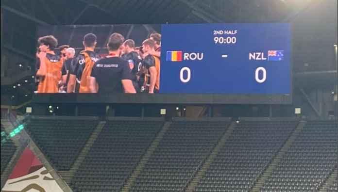 Hasil Rumania vs Selandia Baru: All Whites Lolos Berkat Selisih Gol Lebih Baik, Akan Hadapi Juara Grup A